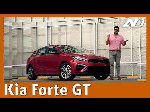 Kia Forte Hatchback GT - Diversión Coreana A Tu Alcance