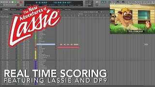 How To Write Music For Television: Animation - Featuring Lassie and DP9
