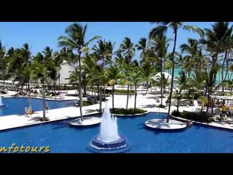 BARCELO BAVARO PALACE DELUXE - INFOTOURS.COM - VIDEOS - HOTELS -
