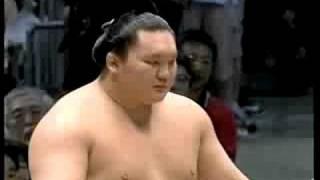 白鵬の大相撲ダイジェスト 〜平成20年 名古屋場所〜 白鵬 動画 26