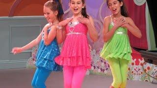 Give me 5 series! Capitulo 2 - Conoce a Giselle, Dominique e Isabella