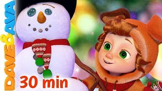 🎄Christmas Songs | Jingle Bells and More Winter Songs | Dave and Ava Christmas 🎄