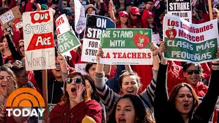 Teacher Shortage: Educators Facing Low Wages, Lack Of Support | TODAY