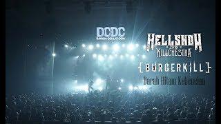 Download Video Burgerkill - Darah Hitam kebencian Live ( DCDC Hellshow 2018 Killchestra) MP3 3GP MP4