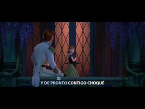 Todas las canciones de frozen en español con letra
