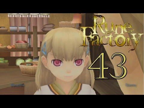 Let's Play Rune Factory Frontier Part 43 Rosettas Liebesevent