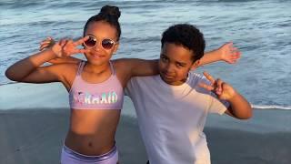 Fun at Cocoa Beach amp; dancing to Nicki Minaj Cardi B amp; Migos Motorsport