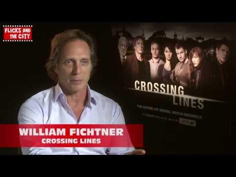 William Fichtner Interview - Teenage Mutant Ninja Turtles & Crossing Lines