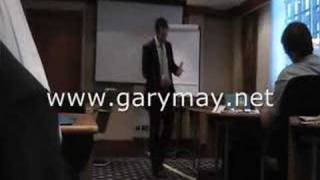 Gary May - Persuasion & Influence Trainer, Coach