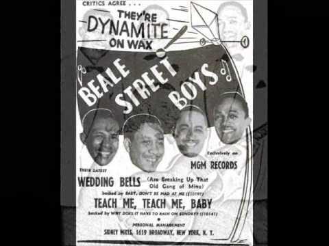 The Beale Street Boys - I Wish I Had A Dime