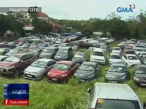 Saksi: Suspek ng car rental scam sa Cavite, laya pa rin