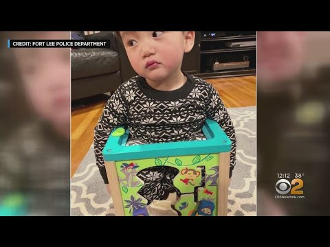 Fort Lee Police Rescue Child Stuck In Toy