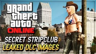 GTA 5 DLC Leaked - GTA V Leaked Strip Club Interior Images!! (GTA 5 Online Gameplay & Minecraft)