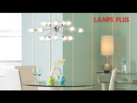 How-to Select the Perfect Dining Room Chandelier - Lamps Plus