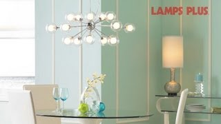 How-to Select The Perfect Dining Room Chandelier