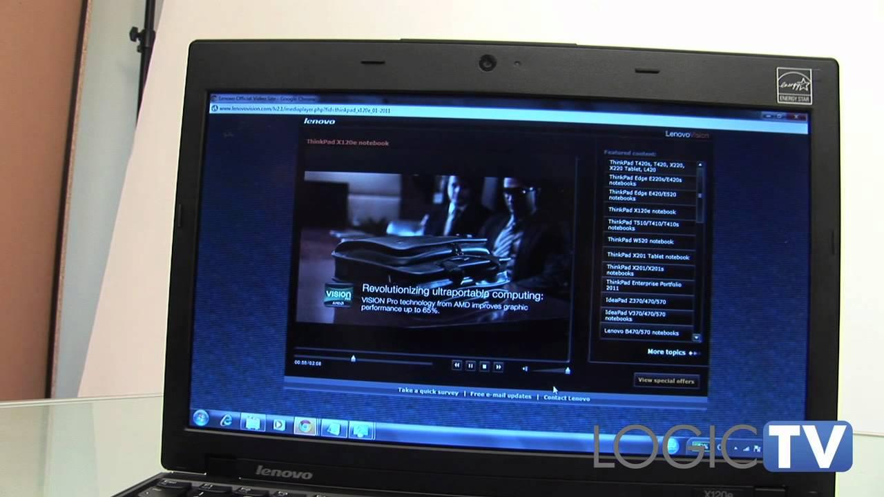 Lenovo ThinkPad X120e Camera Driver