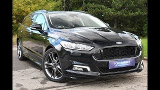 Used Ford Mondeo 2.0 TDCi 180 ST-Line X Powershift Estate 5Dr Estate