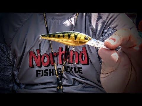 3 REQUIRED Baits For Canadian Fishing (WALLEYE)