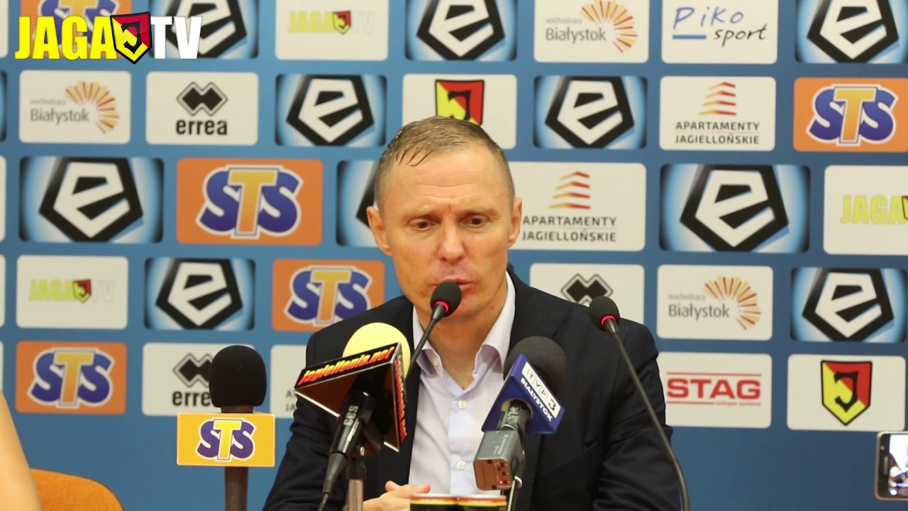 Trenerzy po meczu Jaga vs Śląsk 1-1