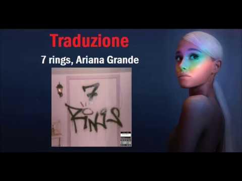 Ariana Grande - 7 rings (Traduzione Italiano e testo)