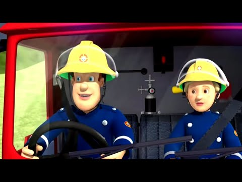 Fireman Sam New Episodes 🔥Driving the Firetruck 🚒 Fireman Sam Collection 🚒 🔥 Kids Movies