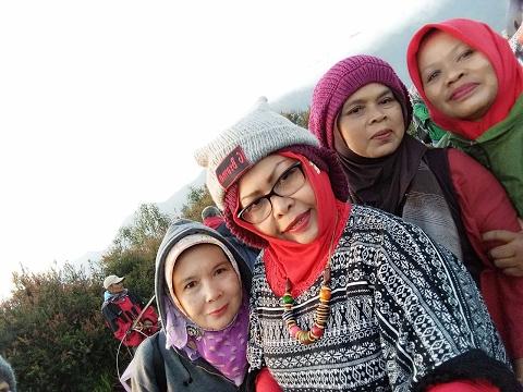 Gunung Bromo DOEL SUMBANG Tour K3S PARIGI