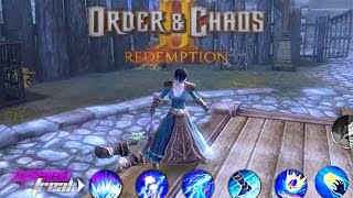 Order and Chaos 2: Redemption - Gameplay - Dungeons & Quests!