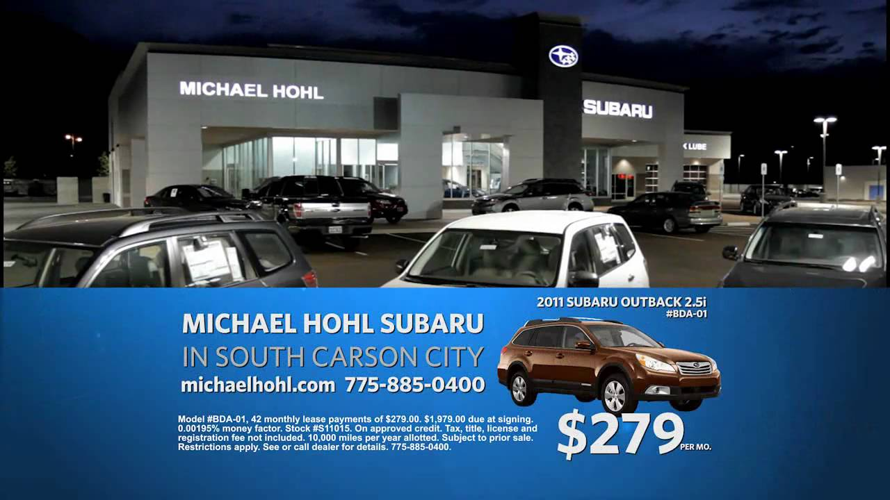 Michael Hohl Subaru >> Michael Hohl Subaru Share The Love 2010