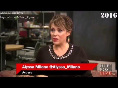 Alyssa Milano Actress LIVE 2