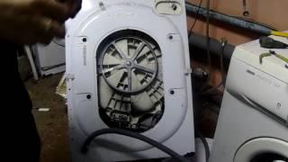 Как разобрать стиральную машинку индезит