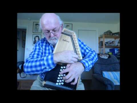 Autoharp: Home On The Range (Including lyrics and chords)