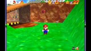Super Mario 64 - Bob-omb Battlefield Music - User video