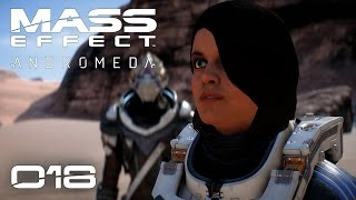 MASS EFFECT ANDROMEDA [018] [Außenposten Prodromos] GAMEPLAY Deutsch German thumbnail