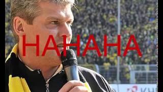 "BVB Netradio DFB-Pokal Finale Bayern-Dortmund: ""Scheiß Bayern"""