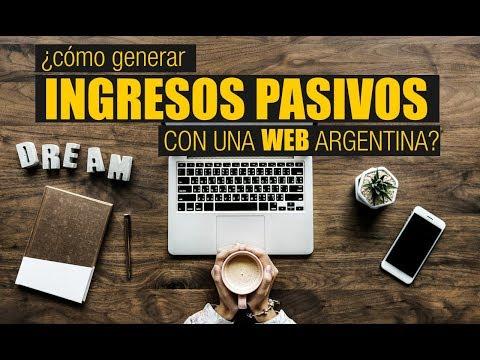 ¿Cómo generar Ingresos Pasivos con una Página WEB en Argentina?
