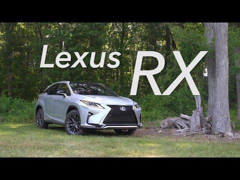2016 Lexus RX Quick Drive | Consumer Reports