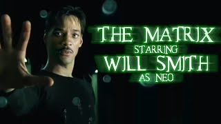 Will Smith as Neo in The Matrix [DeepFake]