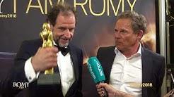 Romy 2018: Beliebtester Schauspieler - Serie - Christian Tramitz und Helmfried von Lüttichau