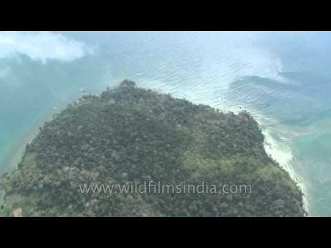 Land in the middle of an Ocean: Andaman & Nicobar Islands