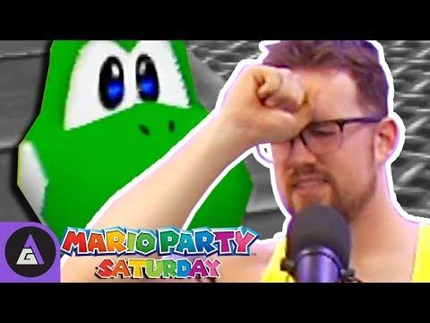 THE SHOCKING 50 TURN FINALE - Mario Party 2 | Mario Party Saturday