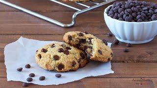 Healthy Chocolate Chip Cookies (Paleo, Vegan)