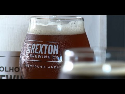 Mmm...local beer! Introducing the Port Rexton Brewing Co.