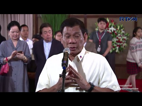 Duterte: Philippines can live without mining