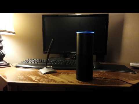 Alexa discussing Portal, Glados, and Monty Python