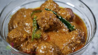 কোফতা কারি | ঈদ স্পেশাল | Kofta Curry | Meatball Curry | Tasty Kofta Recipe | Meatball Recipe Bangla