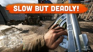SLOW BUT DEADLY! - Battlefield 1 | Road to Max Rank #101