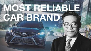 How Toyotas Became So Reliable