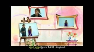 1,2,3 I love you-D phyo&Baybe