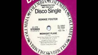 Midnight Plane (Extended Version)-Ronnie Foster-1978