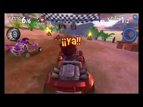 Beach Buggy Racing | Como Saltar Al Inicio De La Carrera |